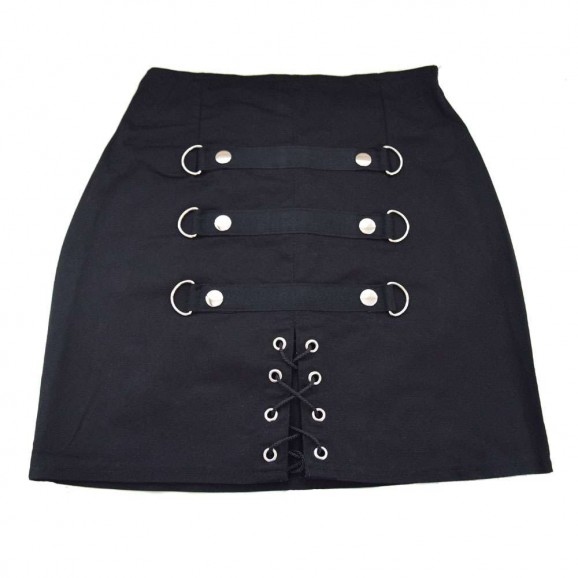 Women Gothic Phaze pencil skirt