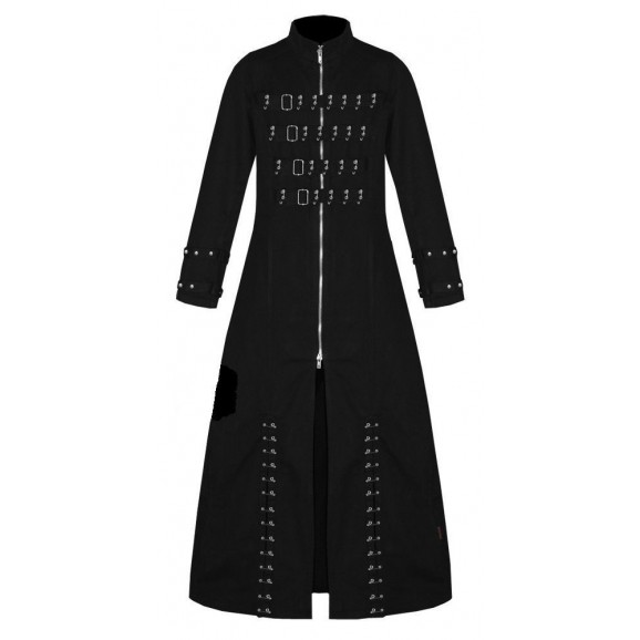 Men Gothic Hell Raiser Vampire Trench Men Coat