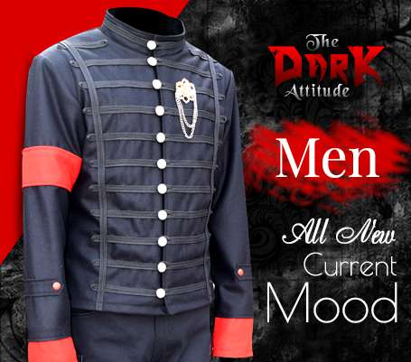 Men Gothic Clothing