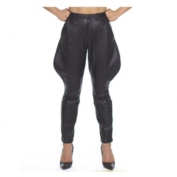 Women Fetish Dark Fashion Style Pants