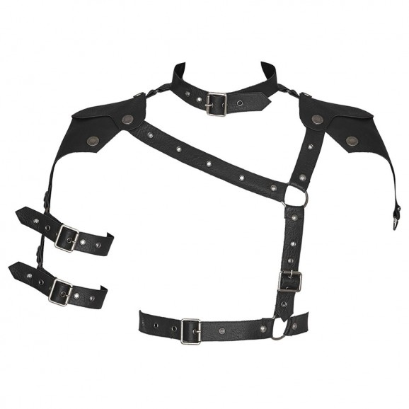 Azrael Men Shoulder Armour Harness