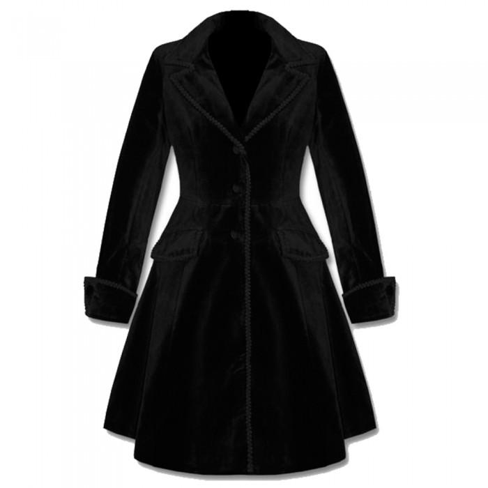 Women Victorian Coat Frock