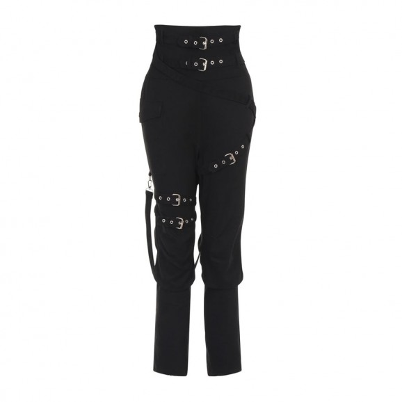 Women Evil Pant Gothic Fashion Evil Women Pant Trouser