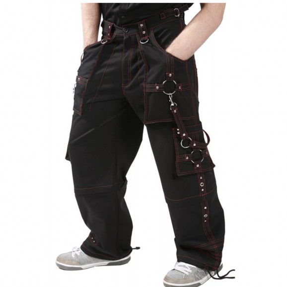 Men Bondage Baggy Trouser